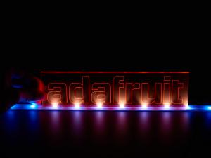 Banda LED UV cu 32 LED/m Adafruit NeoPixel [4]