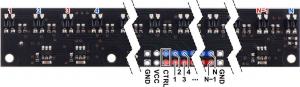 Bara senzori linie analogici 16 QTR-MD-16A [3]