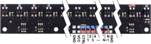 Bara senzori linie digitali 16 QTR-MD-16RC [3]
