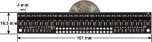 Bara senzori linie digitali 25 QTRX-HD-25RC2