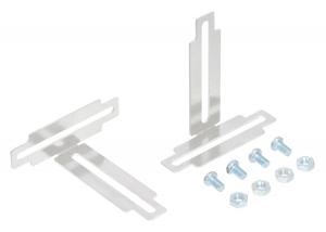 Bracket Pair for Sharp GP2Y0A02, GP2Y0A21, and GP2Y0A41 Distance Sensors - Multi-Option [0]
