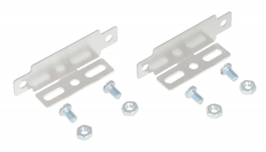 Bracket Pair for Sharp GP2Y0A02, GP2Y0A21, and GP2Y0A41 Distance Sensors - Parallel0