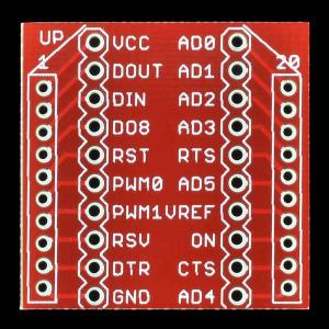 Breakout Board pentru modulul XBee2