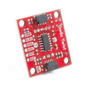 Breakout encoder rotativ RGB SparkFun Qwiic Twist [2]