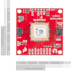 Breakout GPS SparkFun SAM-M8Q (Qwiic) [1]