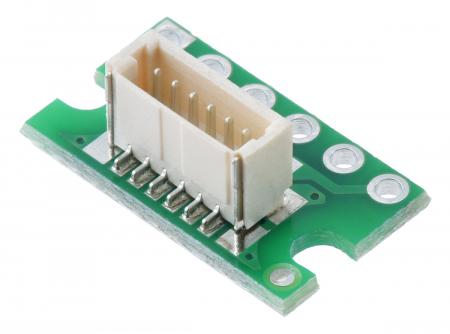 Breakout Pololu conector JST SH, intrare superioara tata cu 6 pini - 3 buc [2]