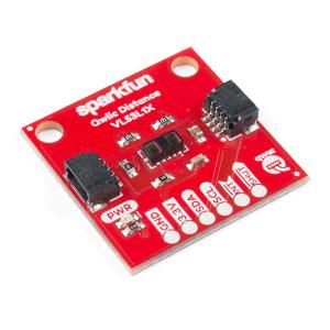 Breakout senzor de distanta SparkFun VL53L1X [1]