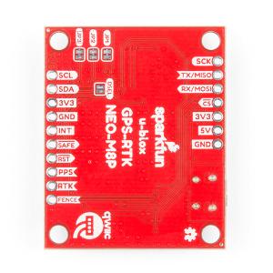 Breakout SparkFun GPS-RTK NEO-M8P-2 (Qwiic) [2]
