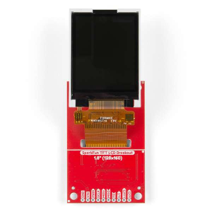 "Breakout TFT LCD 1.8"" SparkFun3"