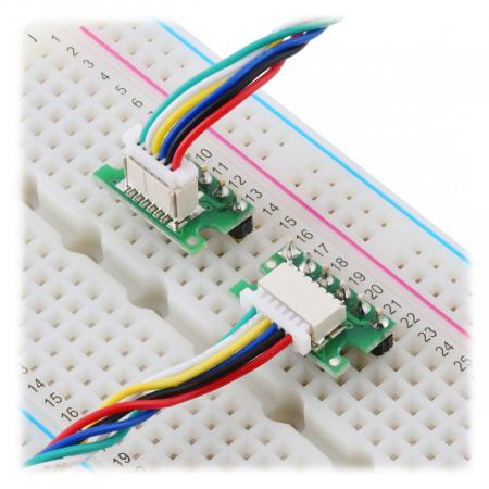 Cablu JST SH Pololu mama-mama cu 6 pini, 10 cm [2]