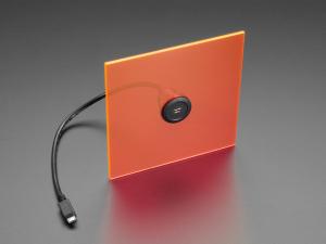 Cablu prelungitor USB micro B - 30cm [0]