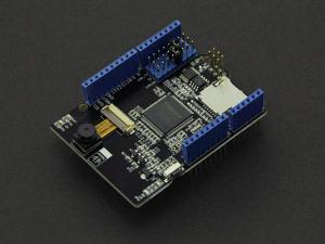 Shield Camera Video - Arduino UNO / Leonardo / Seeeduino [0]