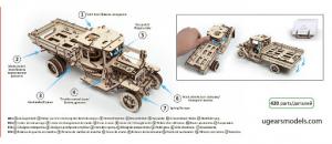 Camion UGM-11 Ugears [1]