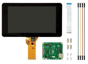 Display 7'' Raspberry Pi - Touch Screen Capacitive Touch0