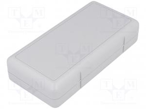 Carcasa universala din plastic Teko Soap 10008.5 - Gri deschis0