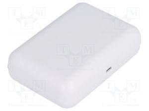 Carcasa universala din plastic Teko Soap 10007.5 - Gri deschis0