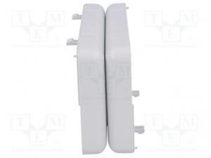 Carcasa universala din plastic Teko Soap 10008.5 - Gri deschis1