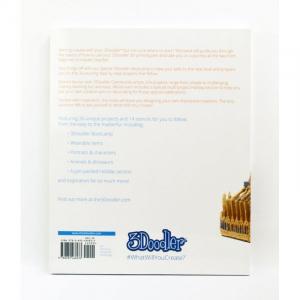 Carte proiecte, modele si instructiuni pentru creion 3D 3Doodler1
