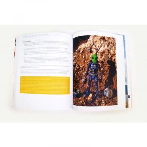 Carte proiecte, modele si instructiuni pentru creion 3D 3Doodler3
