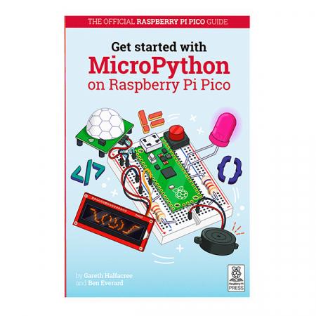 "Cartea ""Primii pasi cu MicroPython pe Raspberry Pi Pico"" [0]"