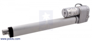 Actuator liniar LACT10P-12V-20 cu feedback 25.4 cm Stroke, 12V, 1.27 cm/s [1]