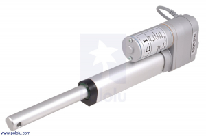 Actuator liniar LACT2-12V-20 fara feedback 5.08 cm Stroke, 12V, 1.27 cm/s2