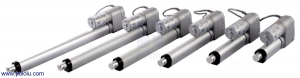 Actuator liniar LACT2-12V-20 fara feedback 5.08 cm Stroke, 12V, 1.27 cm/s1