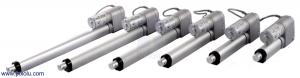 Actuator liniar LACT2P-12V-20 cu feedback 5.08cm Stroke, 12V, 1.27 cm/s1