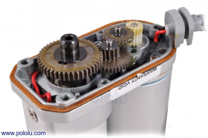 Actuator liniar  LACT4P-12V-05 cu feedback 10.16cm Stroke, 12V, 4.3 cm/s [2]