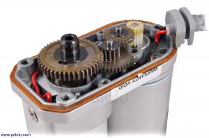 Actuator liniar LACT8P-12V-20 cu feedback 20.32 cm Stroke, 12V, 1.27 cm/s [2]