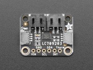 Monitor baterie LiPo/LiIon Adafruit LC709203F5