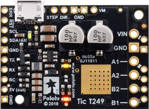 Driver motor stepper multi-interfata USB Tic T2493