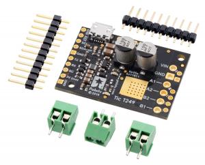 Driver motor stepper multi-interfata USB Tic T2490