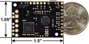 Driver motor stepper multi-interfata USB Tic T2492