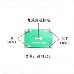 Convertor step-down Mini3603