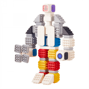 Cubroid Wireless STEAM kit robotic programabil3