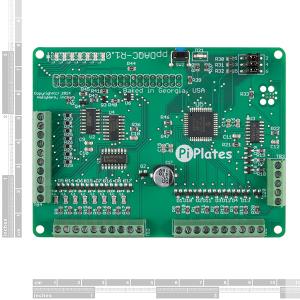 DAQCplate pentru Raspberry Pi2