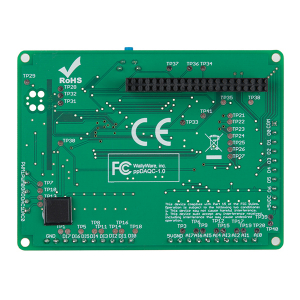 DAQCplate pentru Raspberry Pi4