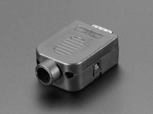 Mufa Tata DB9 - Conectori cu surub [2]