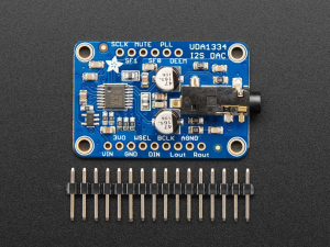 Decodor stereo Adafruit I2S - UDA1334A Breakout3