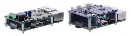 Distantiere din aluminiu pentru Raspberry Pi 11mm x 4mm M2.5 - 4 buc [1]