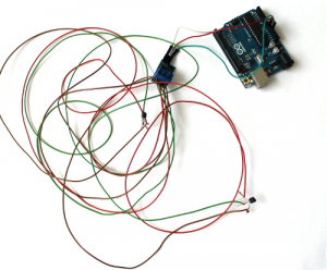 Senzor Temperatura Inlantuibil Brick (DS18B20) - Motherboard [2]