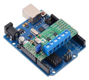 Dual MAX14870 Motor Driver Shield pentru Arduino3