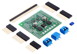 Shield dublu-canal TB9051FTG driver motor pentru Arduino [1]