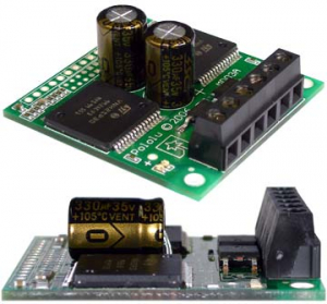 Dual VNH3SP30 Motor Driver Carrier MD03A2