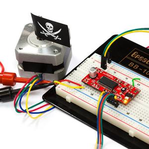 EasyDriver Stepper Motor Driver1
