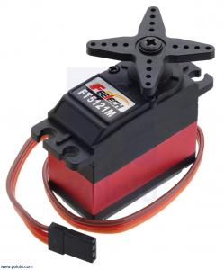 FEETECH High-Torque, High-Voltage Digital Servo FT5121M0