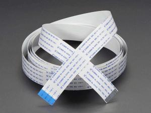 Cablu Flexibil pentru Camera de Raspberry Pi - 2 metri0