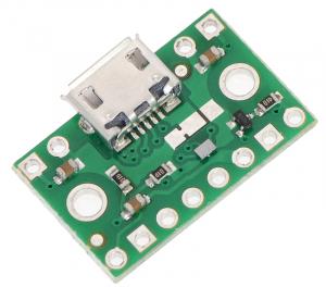 FPF1320 Power Multiplexer cu Micro-B USB0