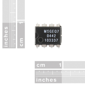 Graphic Equalizer Display Filter - MSGEQ71